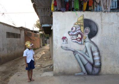 """Hanuman"", Cambodge"