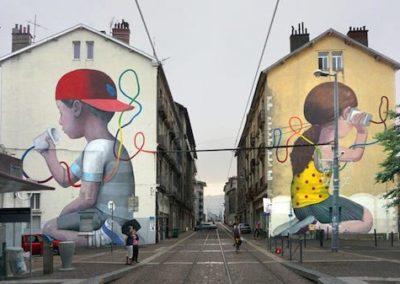 """Le fil"", Grenoble"